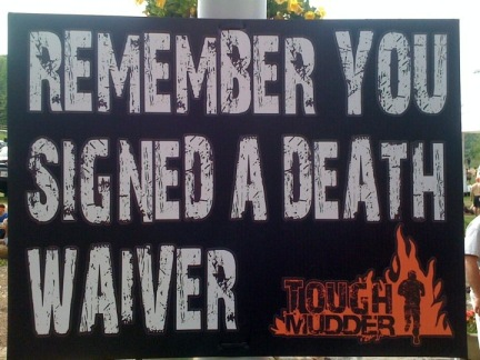 death waiver