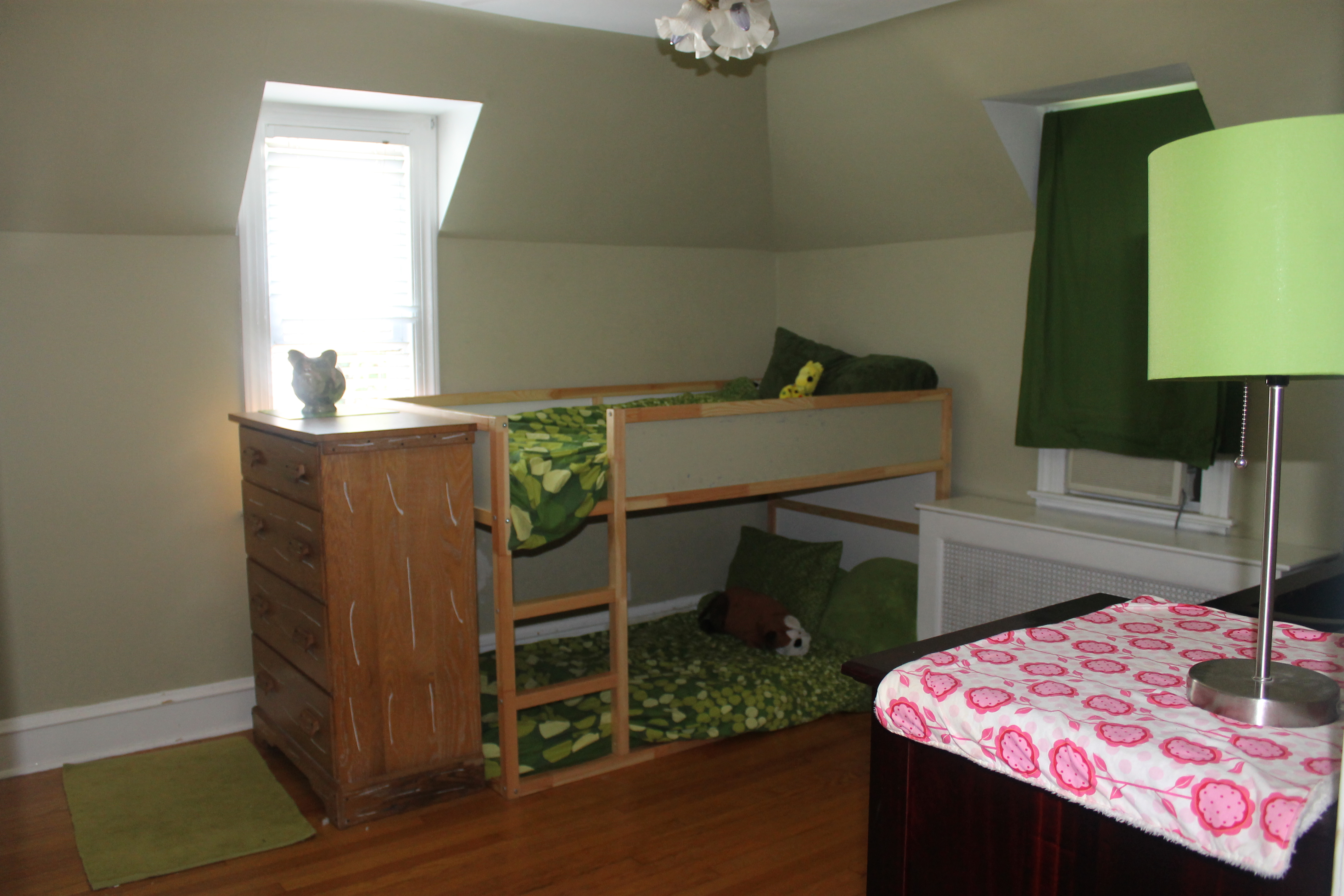 Simple Kids Bedroom small & simple solutions: kids' bedroom. alternate title: a